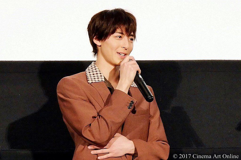 【写真】映画『PとJK』公開初日舞台挨拶 高杉真宙