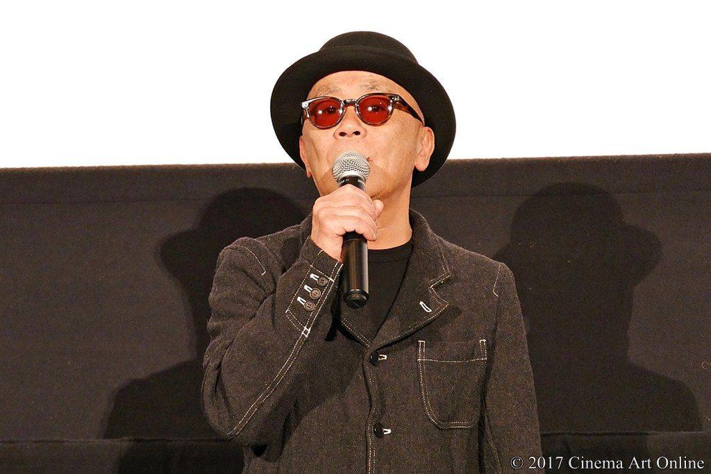 【写真】映画『PとJK』公開初日舞台挨拶 廣木隆一監督