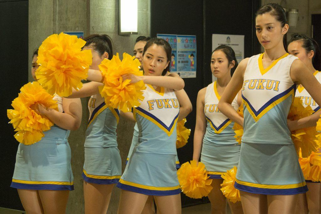 映画「チア☆ダン ~女子高生がチアダンスで全米制覇しちゃったホントの話~」