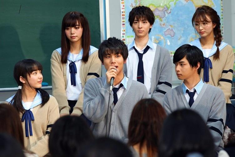 超十代 – ULTRA TEENS FES - 2017@TOKYO × 映画『ReLIFE リライフ』コラボステージ