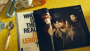 映画「作家、本当のJ.T.リロイ」(Author: The JT Leroy Story)