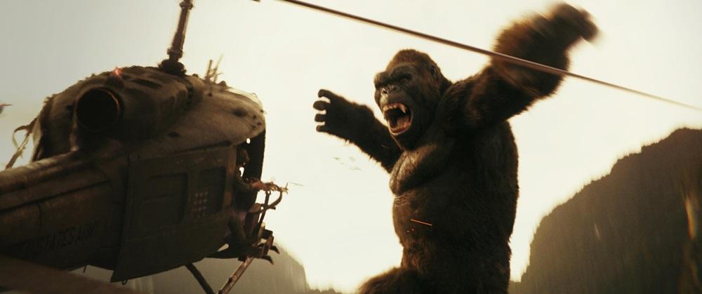 映画「キングコング:髑髏島の巨神」(KONG: SKULL ISLAND)