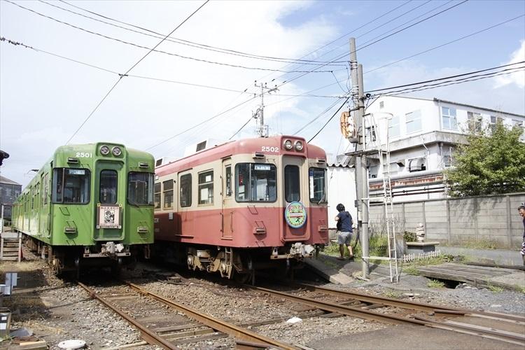 【画像】映画『トモシビ 銚子電鉄6.4 kmの軌跡』(銚子電鉄)