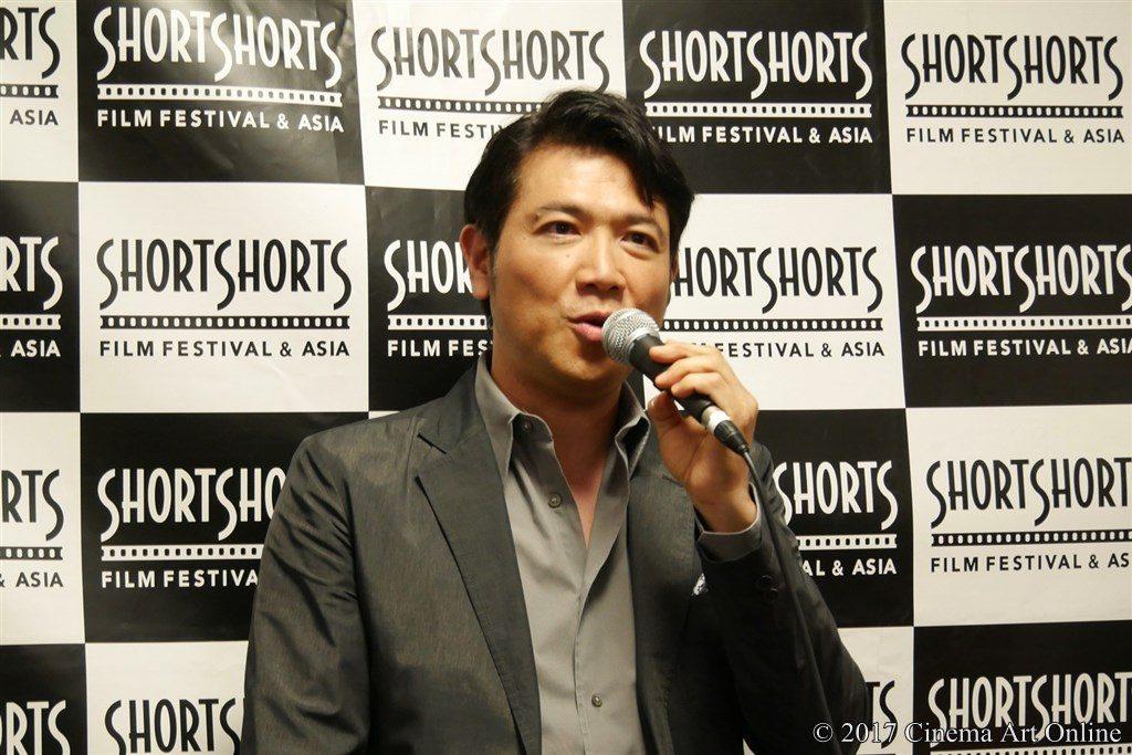 ショートショートフィルムフェステイバル&アジア2017 特別記者会見 別所哲也