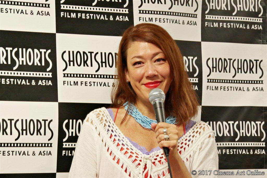ショートショートフィルムフェステイバル&アジア2017 特別記者会見 LiLiCo