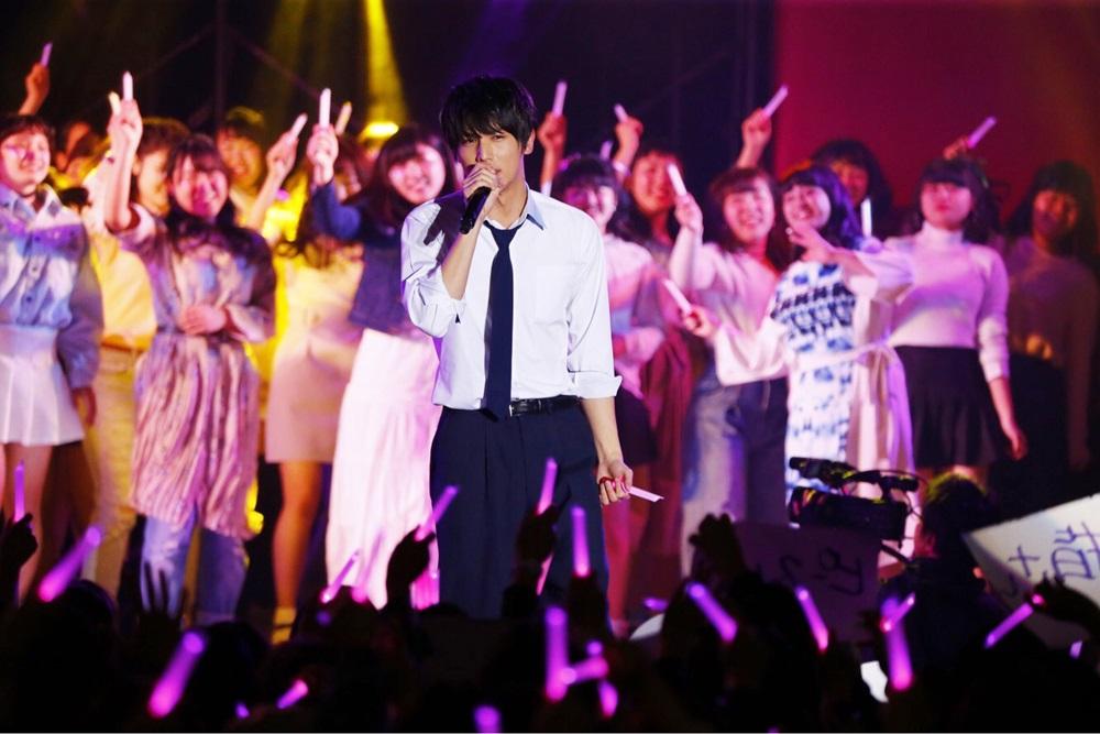 シンデレラフェス × 映画「ReLIFEリライフ」スペシャルコラボステージ 中川大志