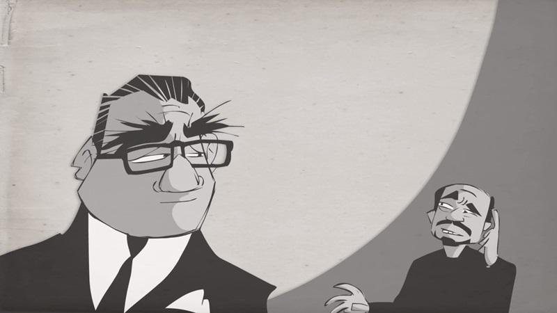 映画「インサイド・スコセッシ」(Martin Scorsese on Framing)