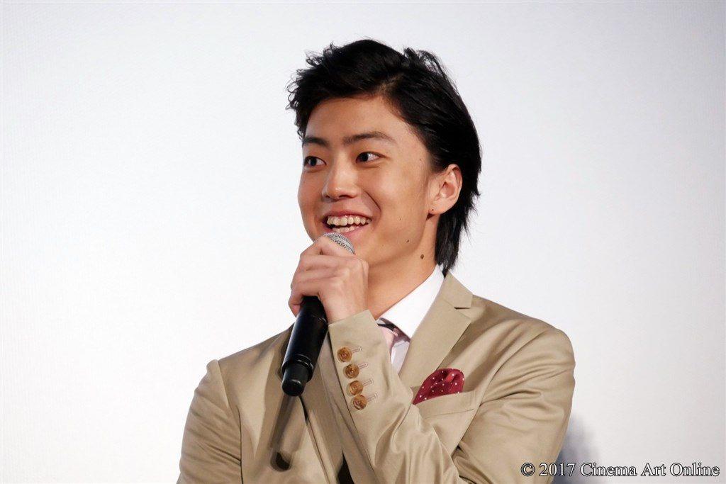 映画「サクラダリセット 後篇」公開初日舞台挨拶イベント 健太郎