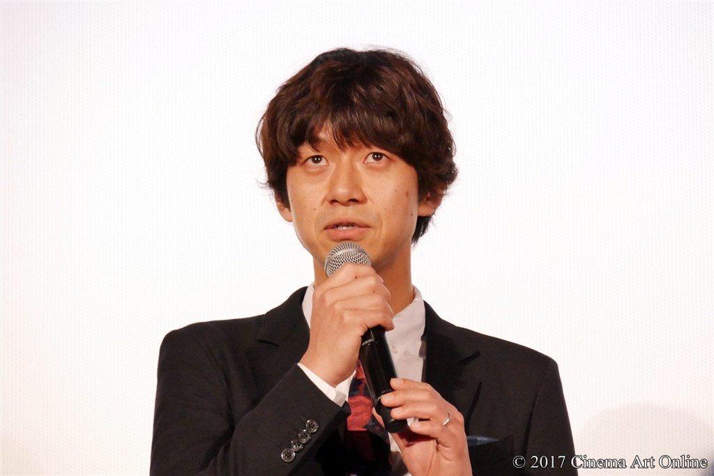 映画「サクラダリセット 後篇」公開初日舞台挨拶イベント 深川栄洋監督