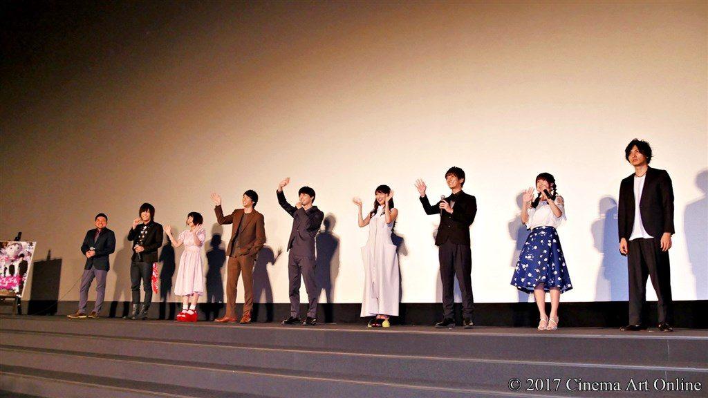 映画「トモダチゲーム 劇場版」完成披露イベント