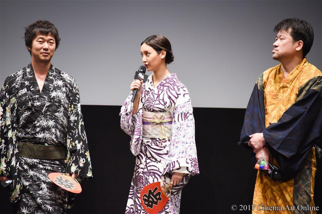 映画「銀魂」ジャパンプレミア