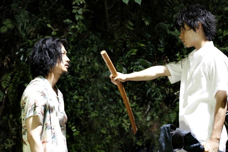 映画「武曲 MUKOKU」