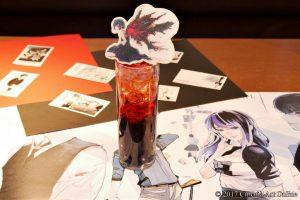 東京喰種CAFE 「トーカのゼリードリンク」