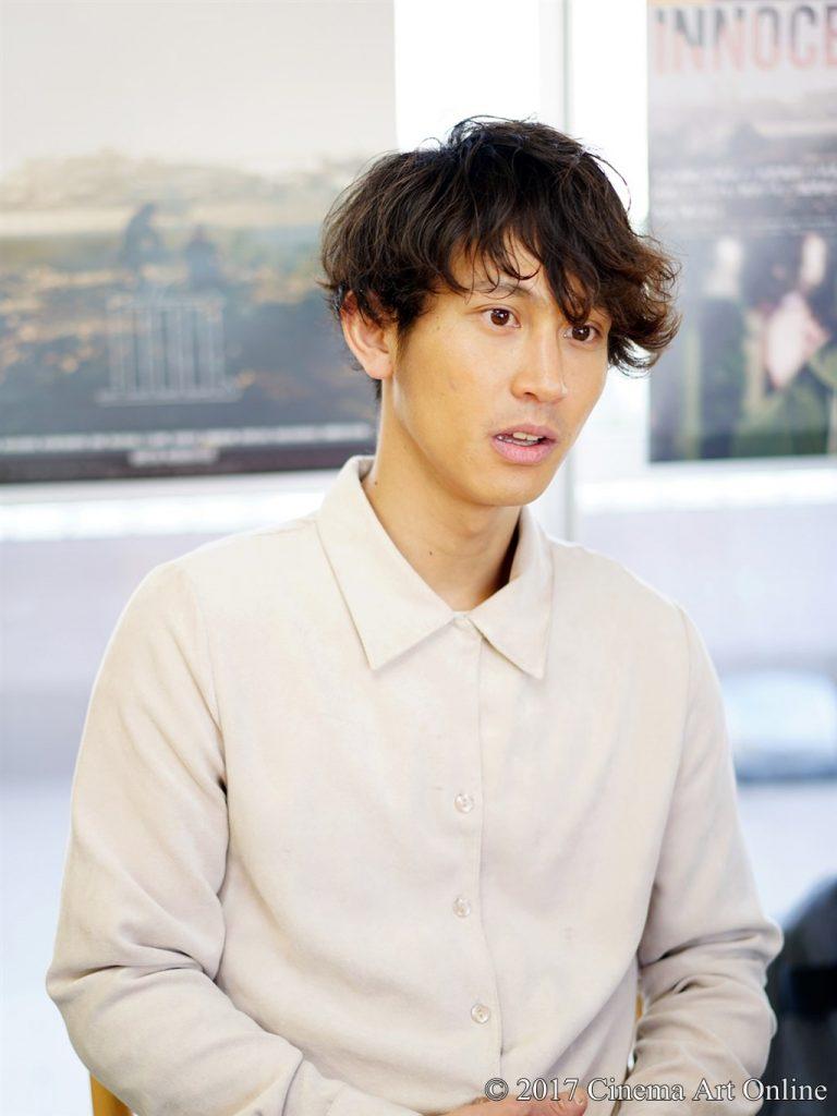 映画「光と血」主演 世良佑樹 インタビュー