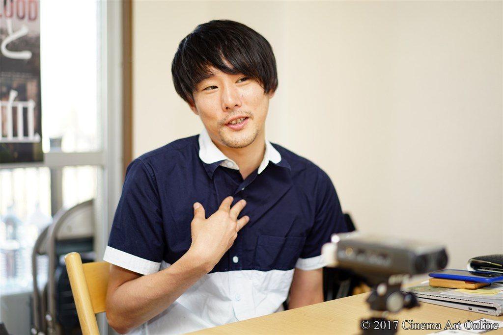 映画「光と血」藤井道人監督 インタビュー