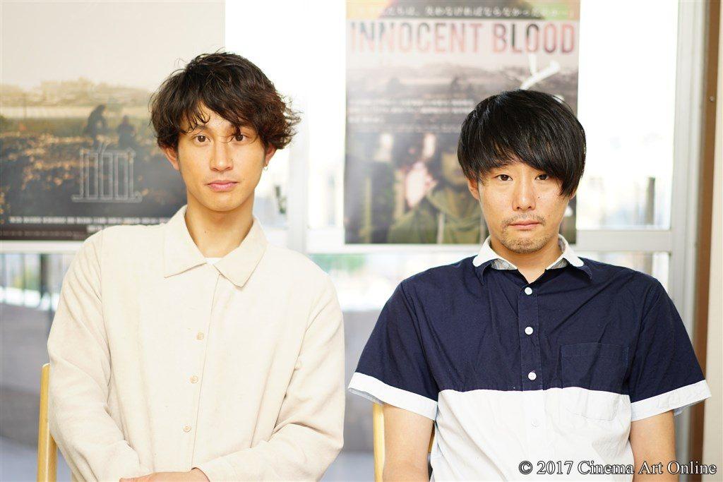 映画「光と血」藤井道人監督 & 主演 世良佑樹 インタビュー