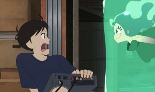 アニメーション映画「夜明け告げるルーのうた」