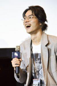 【写真】映画「銀魂」大ヒット御礼舞台挨拶 (菅田将暉)