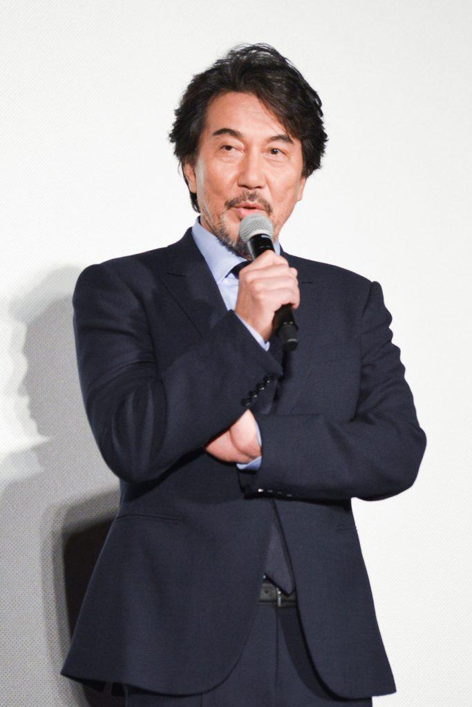 【写真】映画「関ヶ原」完成披露舞台挨拶 役所広司