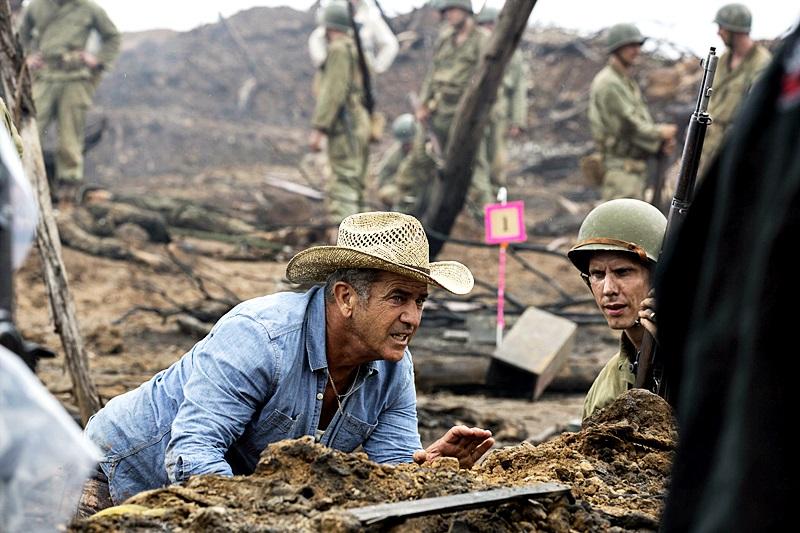 【画像】映画「ハクソー・リッジ」 (原題: Hacksaw Ridge) メル・ギブソン監督