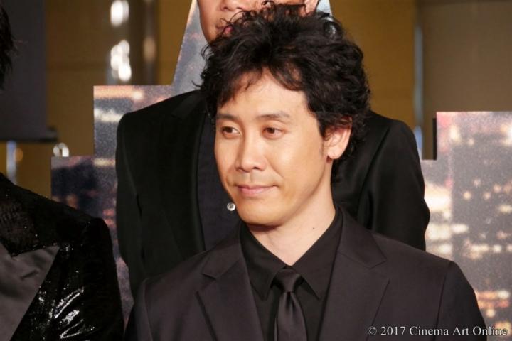 【写真画像】映画「東京喰種 トーキョーグール」ジャパンプレミア レッドカーペット 大泉洋
