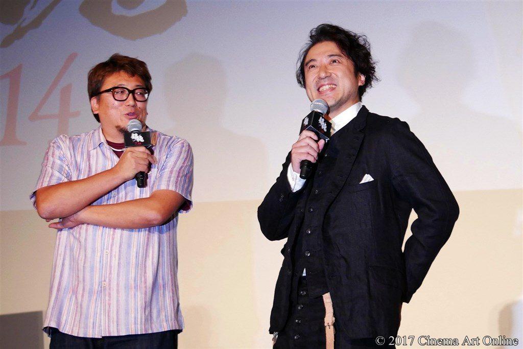 【写真】映画「銀魂」公開直前イベント 福田雄一監督 & ムロツヨシ