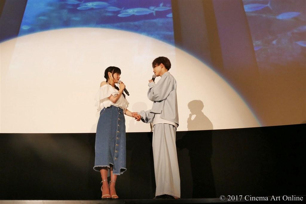 【写真】映画『兄に愛されすぎて困ってます』大ヒット記念舞台挨拶 (土屋太鳳&草川拓弥)