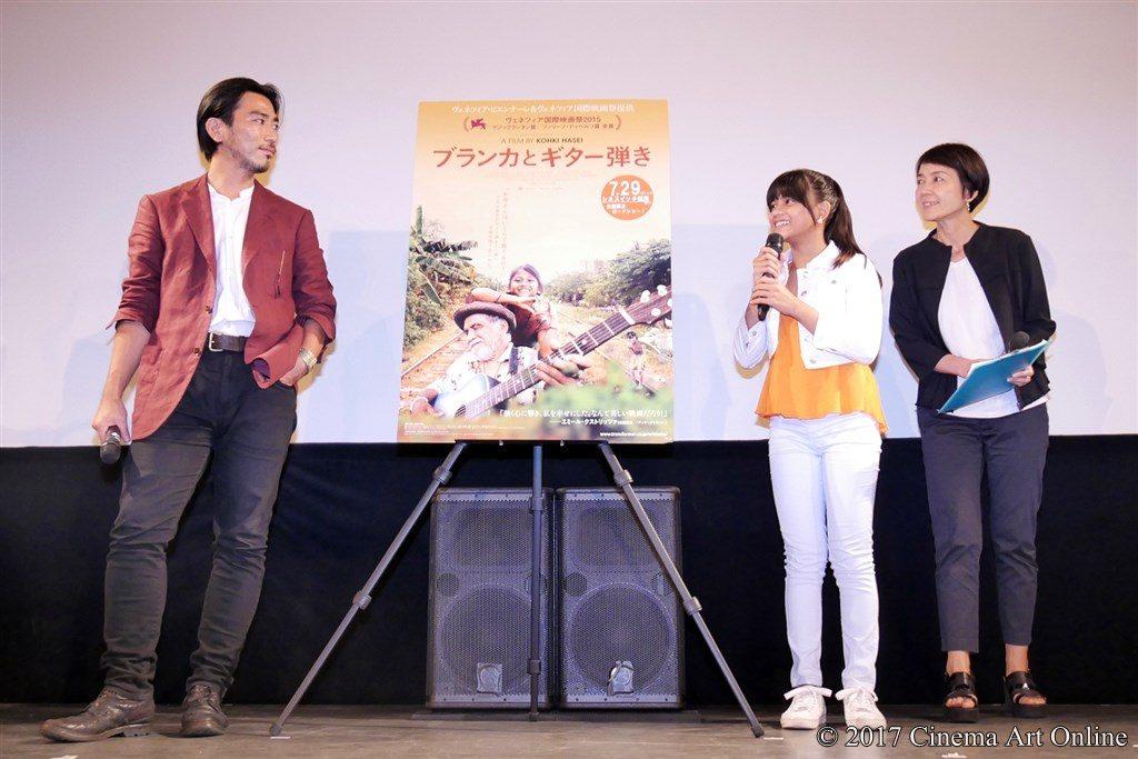 【写真】主演 サイデル・ガブテロ & 長谷井宏紀監督