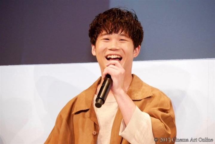 【写真】映画「トリガール!」完成披露試写イベント 矢本悠馬