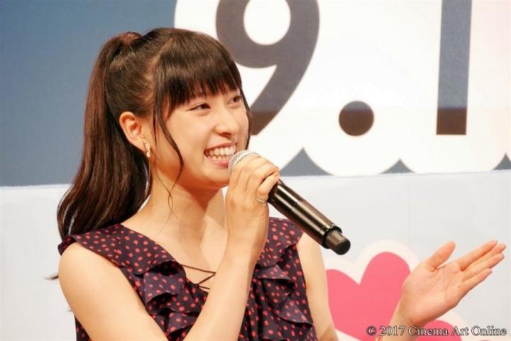 【写真】映画「トリガール!」完成披露試写イベント 土屋太鳳