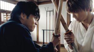 dTV オリジナルドラマ『銀魂 -ミツバ篇- 』