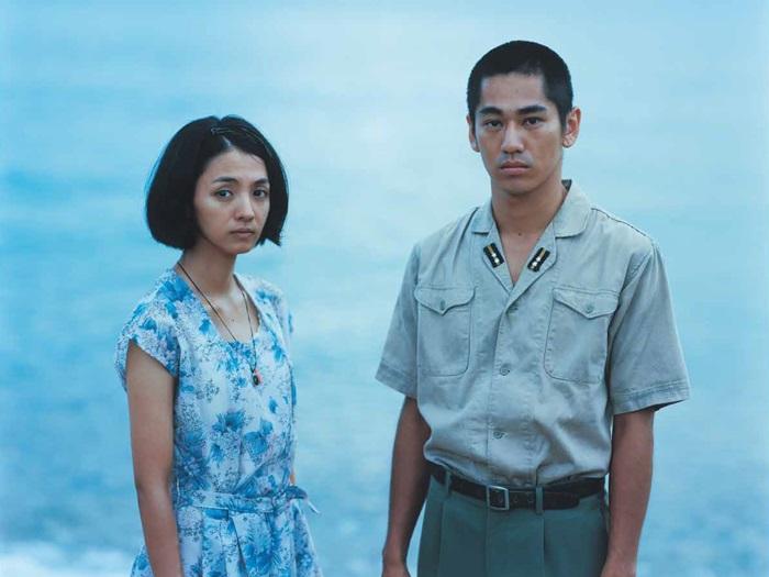 映画「海辺の生と死