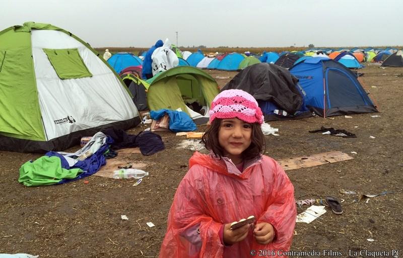 シリアに生まれて