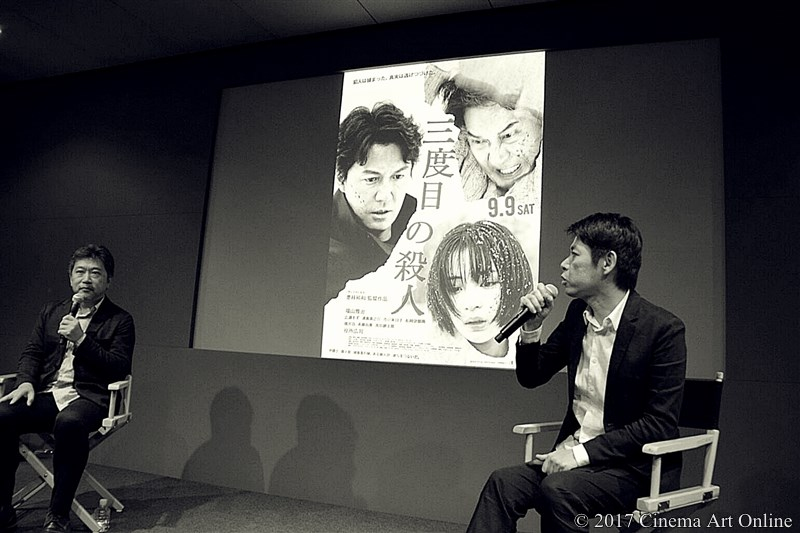 【写真】Today at Apple「Perspectives」 映画監督・是枝裕和 × 脚本家・坂元裕二
