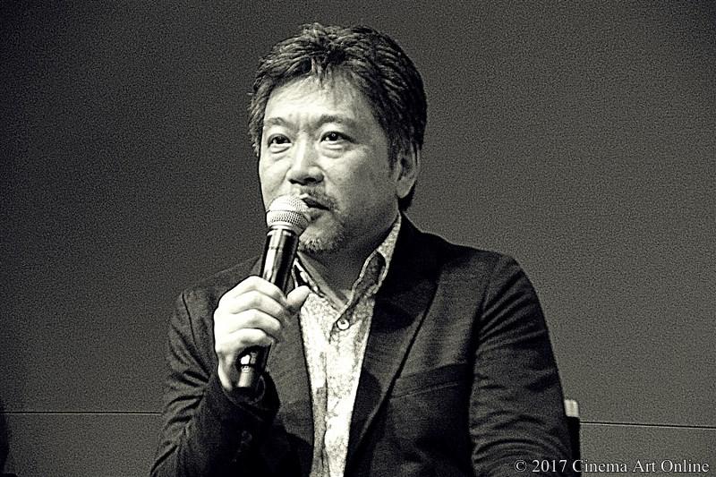 【写真】Today at Apple「Perspectives」 映画監督・是枝裕和