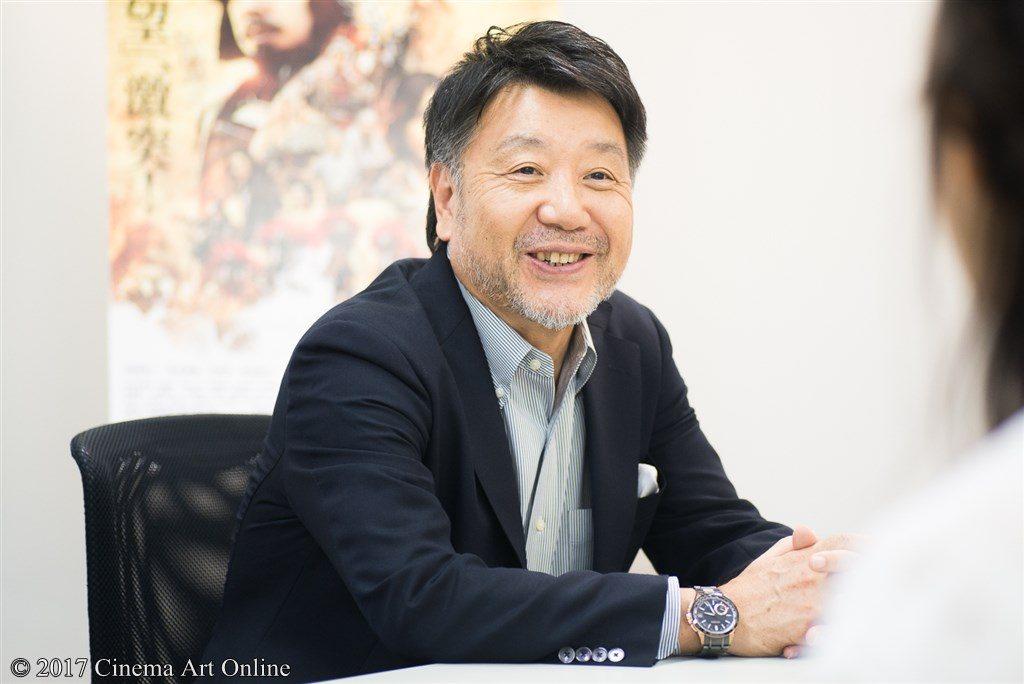 【写真】映画「関ヶ原」原田眞人監督 インタビュー