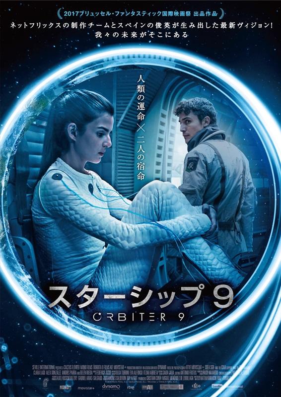 映画『スターシップ9』(原題: ORBITA9)