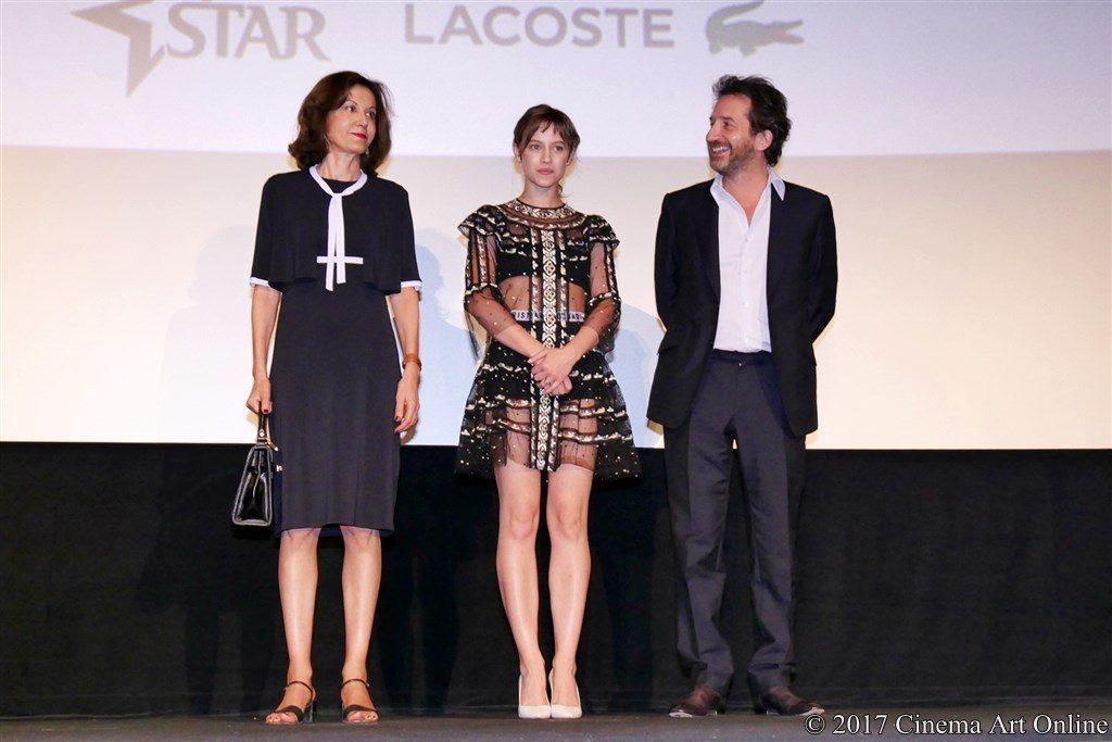 フランス映画祭2017 オープニングセレモニー