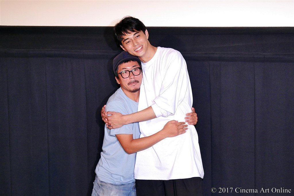 【写真】ヤン・イクチュン × 東出昌大