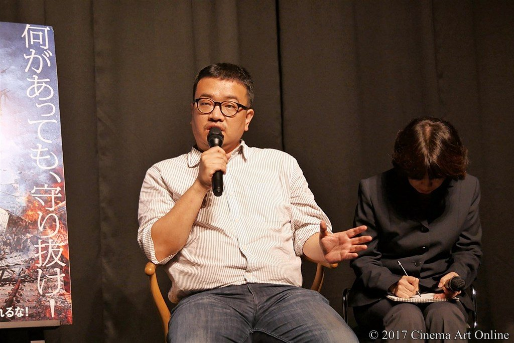 【写真】映画「新感染 ファイナル・エクスプレス」トークイベント ヨン・サンホ監督