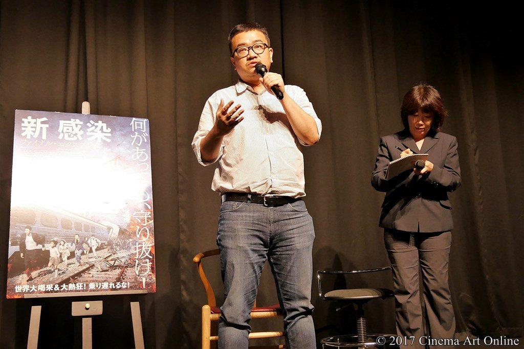 【写真】映画「新感染 ファイナル・エクスプレス」ヨン・サンホ監督