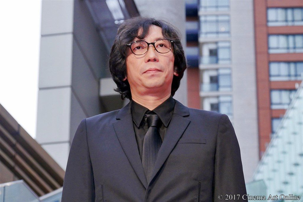 【写真】映画「ナラタージュ」レッドカーペット 行定勲監督