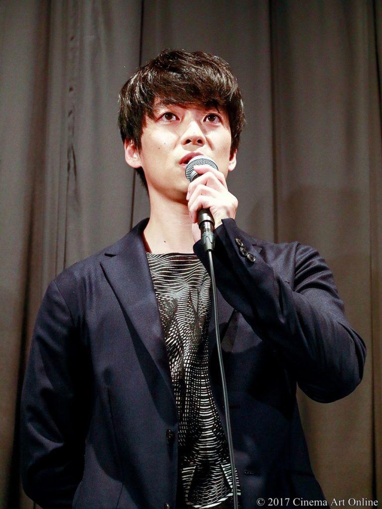【写真】映画「望郷」完成披露上映会 舞台挨拶 大東駿介
