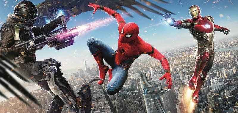 映画「スパイダーマン:ホームカミング」(原題:Spider-Man: Homecoming)