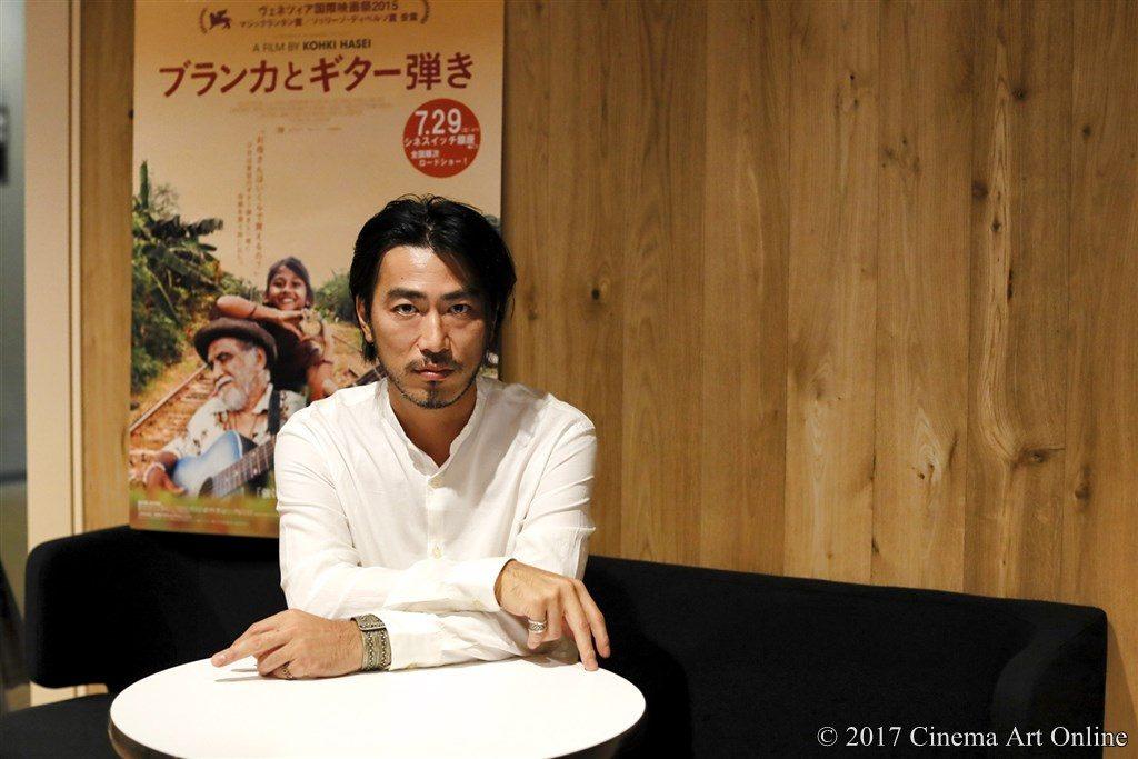 映画「ブランカとギター弾き」長谷井宏紀監督インタビュー