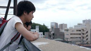【画像】映画『レミングスの夏』前田旺志郎、菅原麗央屋上_1