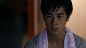 映画『レミングスの夏』前田旺志郎 シャワー