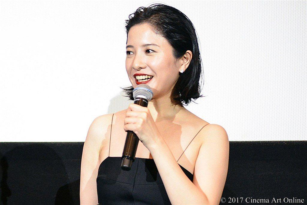 【写真】映画『ユリゴコロ』公開初日舞台挨拶 吉高由里子