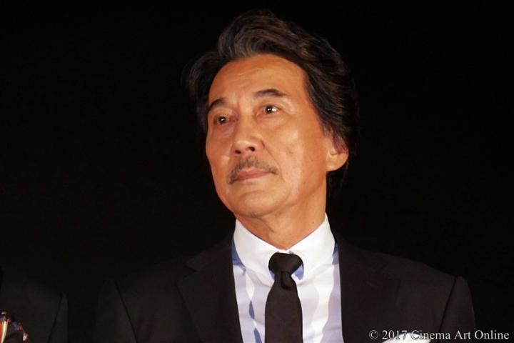 【写真】映画「三度目の殺人」公開初日舞台挨拶 役所広司