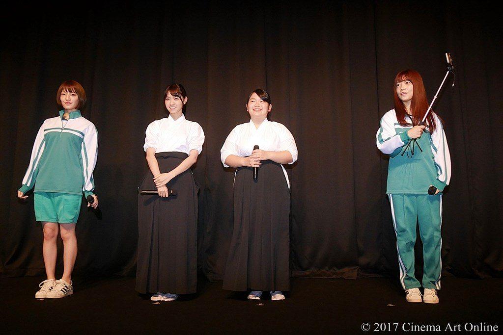【写真】映画「あさひなぐ」部活生限定試写会イベント